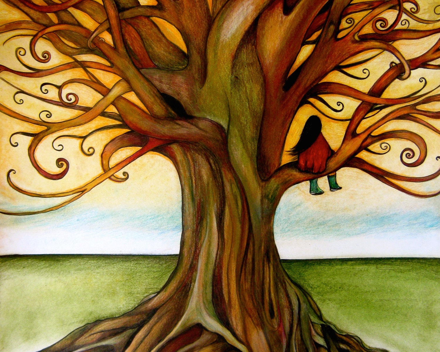 Claudia Tremblay - The Infinite Tree